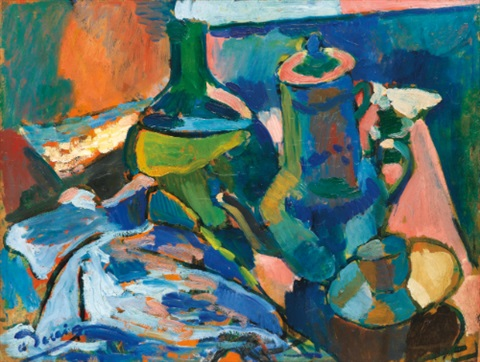 nature morte by andré derain