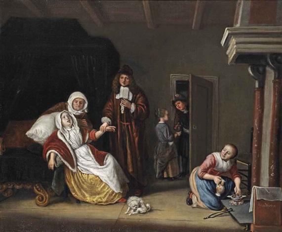 the doctors visit by jan victors
