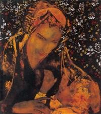 mère et son enfant by alix aymé