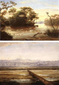 los chorros de los alisos en el valle de la escaba by adolf methfessel