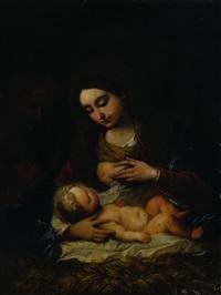 sacra famiglia by giuseppe simonelli