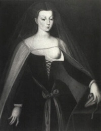 agnès sorel by jean fouquet