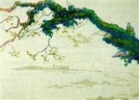 l'arbre japonisant: le hénan by fernand jobert
