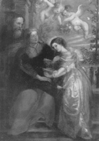 the education of the virgin by h. meyer