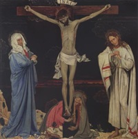 the crucifixion by mark lancelot symons