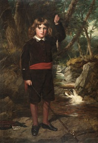 the young waltonian by james faed