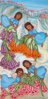 les anges jardiniers by gabriel lévêque