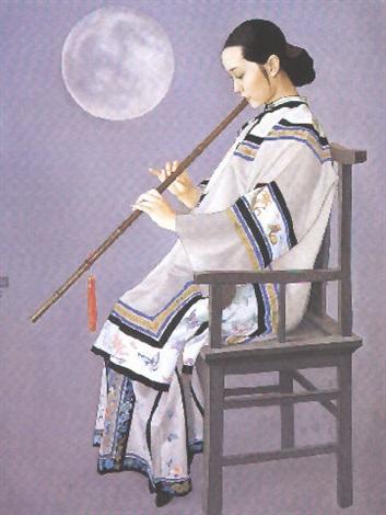 manchus dress by xue yanqun
