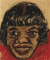 bessie blues (from american collection) by faith ringgold