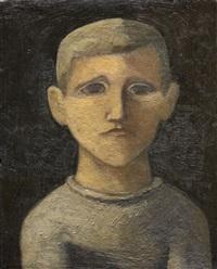 bildnis eines jungen by johann georg müller
