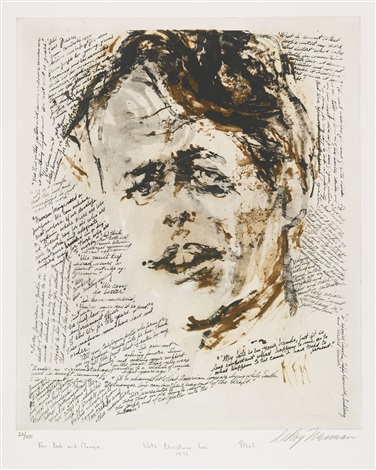robert f kennedy by leroy neiman