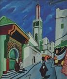 la grande mosquée, tanger by abdeuchafi ahriz