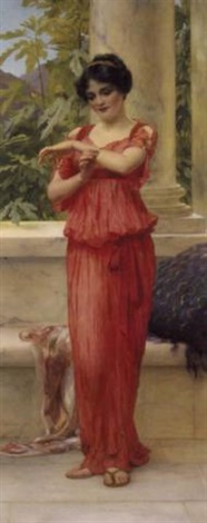 the bracelet by william clarke wontner