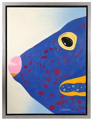 lichtenstein fish by jorgen bechmann hansen