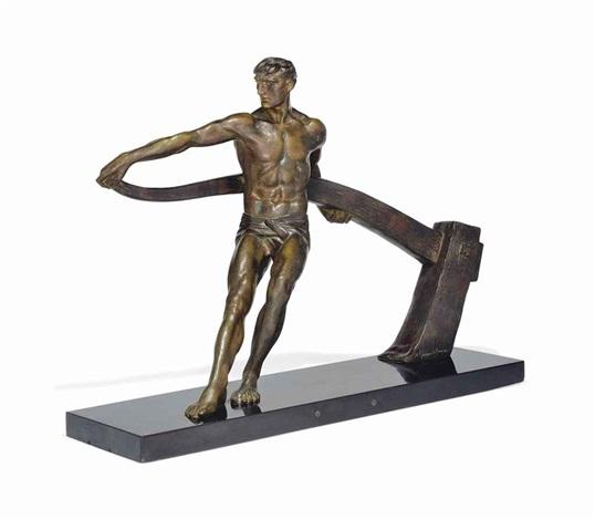 figure by maurice guiraud rivière