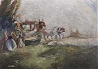 dame e cocchieri by licinio campagnari
