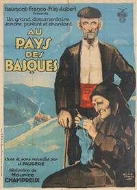 au pays des basques by roland coudon