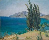 thassos island by alexandra metchkuevska