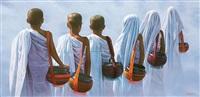 a walk in a dream by aung kyaw htet