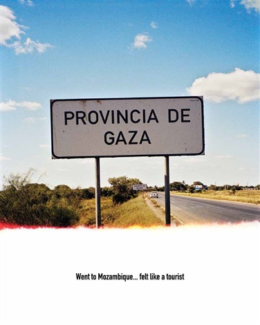 went to mozambique by fouad elkoury
