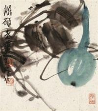 秋硕 by jiang baolin