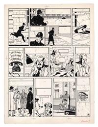 blake et mortimer, la marque jaune by edgar pierre jacobs