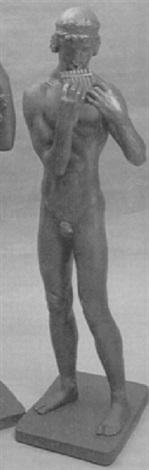 pojke med panflöjt by conrad carlman