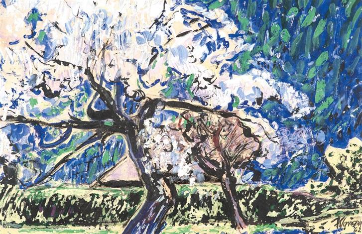 Mein garten  Mein Garten by Kurt Klamann on artnet