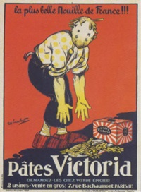 pâtes victoria - la plus belle nouille de france by r. lambert