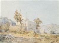 kasbah aux alentours d'alger by alexandre-francois caminade