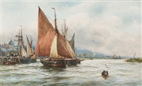 leaving port by robert malcolm lloyd