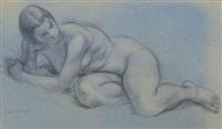 female nude ss1 by paul cadmus