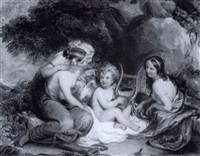 the education of cupid by william hilton the younger