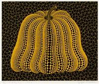 pumpkin my by yayoi kusama