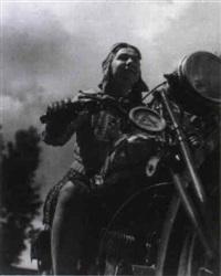 motocycliste by dezso thoresz