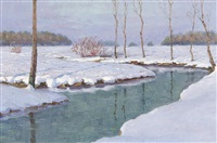winterlandschaft by anonymous (20)