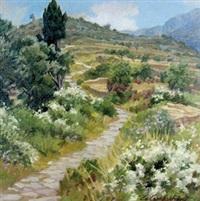 lungo il sentiero appenino ligure by gianfranco campestrini