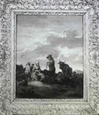 le repos des paysans by r. boorenbos