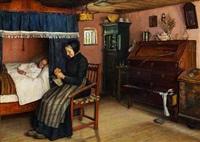 en lille patient by holga elise amalie reinhard