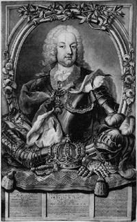 françois iii de lorraine (françois i de habsbourg) by gustav adolph müller