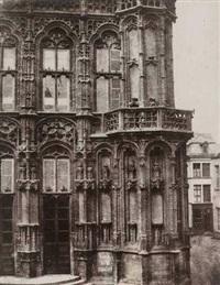 hôtel de ville de gand by desire van monckhoven