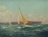 lolita off sydney heads by john allcott