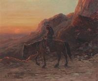 through the mountain pass by henry raschen