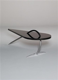 adelphin table (collab. w/mario cananzi) by roberto semprini