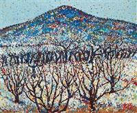 snowed farm by lee dai-won