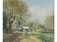 frosty day-liff, angus by james mcintosh patrick