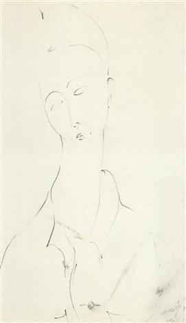 lunia by amedeo modigliani