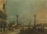 venice by francesco guardi