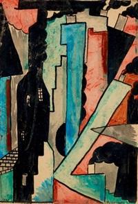 composition dans la ville by jos leonard