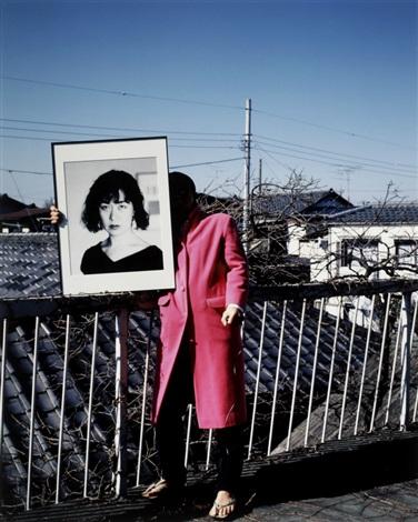 self portrait by nobuyoshi araki